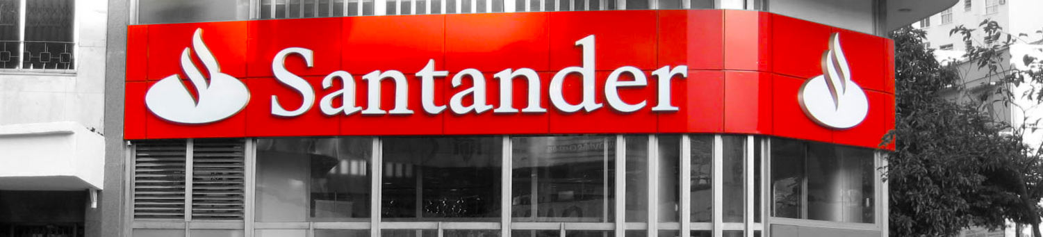 Santander have had construction work completed by Sovereign Construction
